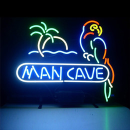 $enCountryForm.capitalKeyWord Canada - DIY Glass LED Neon Sign Flex Rope Light Indoor Outdoor Decoration for Man Cave RGB Voltage 110V-240V 17*14 inches