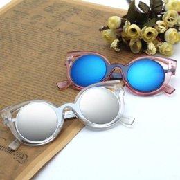 2ccc7fa407992 2016 new women s Sunglasses women Fashion Cat eyes Sun glasses Metal  high-quality Personality Vintage mirror Brand design