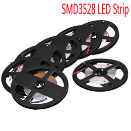 Discount 12v lamp flexible - DC 12V 5M 300LEDs Non-Waterproof Single Color LED Strip Light SMD 3528 Tiras Lampada LED Flexible Light Ribbon Lamp Garl