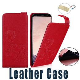 $enCountryForm.capitalKeyWord Australia - Luxury PU Leather Case with Card Slot Soft TPU Flip Stand Case Cover For Samsung S3 S4 S5 Mini S6 Edge