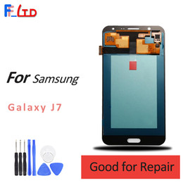 $enCountryForm.capitalKeyWord Canada - Super AMOLED HD for Samsung Galaxy J7 J700 J700F J700M J700H 2015 LCD Display Digitizer Screen Replacement 100% Tested & Free Shipping