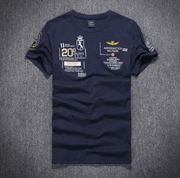$enCountryForm.capitalKeyWord NZ - 2016 US Army causal men tees polos Eagle Air force men polo shirts round neck summer t shirts Men's Clothing mix order