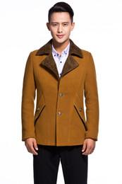 $enCountryForm.capitalKeyWord Canada - 3 Colors Free Shipping Autumn Winter Men's Woolen Elegent Coat Men's Casual Outwear Jacket 180 Size M~3XL 34