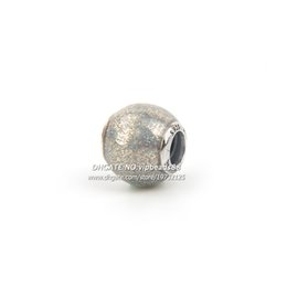925 silver coin bracelet NZ - New 2017 Gray Fashing Charm beads 925 Sterling Silver For Pandora charm Bracelets Beads & Jewelry Making