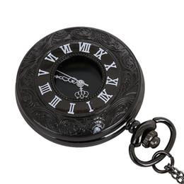 d360e1535fba1 Enamel Dual Display Roman Numeral Quartz Pocket Watches Luxury Round Fob  Watch Locket Necklaces women Christmas jewelry Gift 230226