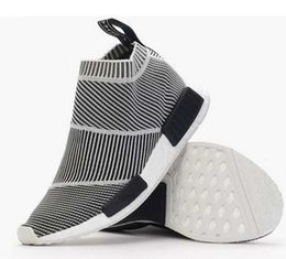 74e7b293c With Box Hot Nmd City Sock Men Women Shoe