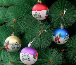 Painted Christmas Ball Ornaments Online | Painted Christmas Ball ...