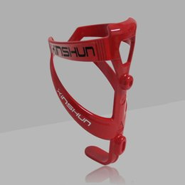 $enCountryForm.capitalKeyWord Canada - Top-end Cages Aluminum+Carbon Fiber Bicycle Bottle Water Cage Road Bike Bottle Holder FREE SHIPPING Red COLORFUL