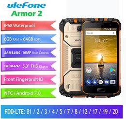5.5 inch screen smartphone greece online shopping - Uelfone Armor Smartphone inch GB RAM GB ROM Cellphone mAh Big Battery MTK6757Octacore MP MP Smartphone Android Smartphone