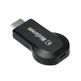 Un dongle de bâton de télévision DHL MiraScreen OTA, meilleur que le récepteur d'affichage Wi-Fi EZCAST EasyCast DLNA Airplay Miracast