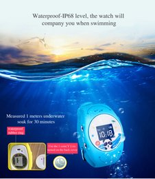 "$enCountryForm.capitalKeyWord Canada - DHL2016 GPS Tracker Watch for Kids Safe GPS Watch waterproof smart watch SOS Call Finder Locator Tracker Anti Lost Q520S 0.66"" flower screen"