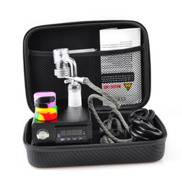 $enCountryForm.capitalKeyWord Canada - Fancier Dab Nail Electric Nail Kit with Temperature Controller with Titanium Nail for Rig Oil Glass Bongs water pipe