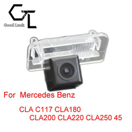 $enCountryForm.capitalKeyWord Canada - For Mercedes Benz CLA C117 CLA180 CLA200 CLA220 CLA250 45 AMG Wireless Car Auto Reverse Backup CCD HD Rear View Camera