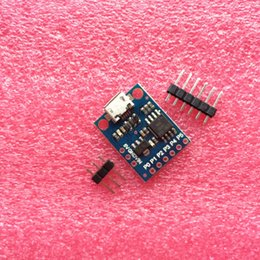 $enCountryForm.capitalKeyWord Canada - Wholesale-20pcs Digispark kickstarter Micro development board ATTINY85 module for Arduino usb
