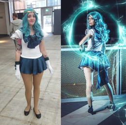 SuperS Sailor Moon cosplay Kaiou Michiru Sailor Neptune cosplay halloween costumes  sc 1 st  DHgate.com & Super Sailor Moon Costume Canada | Best Selling Super Sailor Moon ...