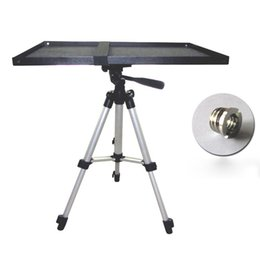 Chinese  Freeshipping High Quality 39*29cm Laptop Notebook  Projector Monitors Tray Holder for 1 4 3 8 Screw Tripod Stand manufacturers