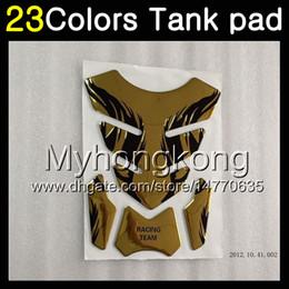 Cap 93 online shopping - 23Colors D Carbon Fiber Gas Tank Pad Protector For SUZUKI RGV250 VJ22 RGV D Tank Cap Sticker