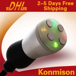 $enCountryForm.capitalKeyWord Canada - Portable Needle Free Mesotherapy Facial Machine RF LED Photon For Skin Tightening Rejuvenation Machine For Home Use