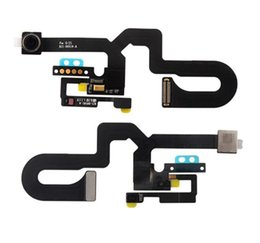 $enCountryForm.capitalKeyWord NZ - Original Quality AAAAAA For iPhone 7 7G 7Plus Front Facing Camera Module Proximity Light Sensor Flex Cable (can mix order) Free shipping