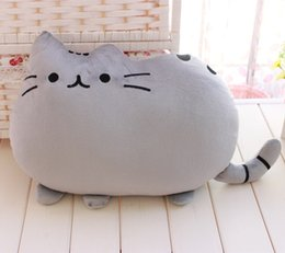 $enCountryForm.capitalKeyWord Canada - 2016 High Quality I am Pusheen the Cat cushion cute pillow decorate for sofa pusheen toys cat bedding home decors computer office chair