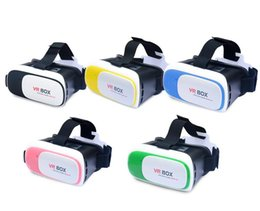 "virtual reality games for android NZ - 2016 VR BOX 2.0 5 Colors 3D Smart Virtual&Reality Glasses for 3D Game Movie for 3.5-6.0"" phone with retail Box"