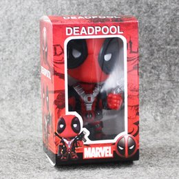 men popping toys 2019 - Funko Pop X-Men Deadpool Figure Cosplay Anime Action Figure Juguetes Model Hot Kids Toys Best Gift Free Shipping cheap m