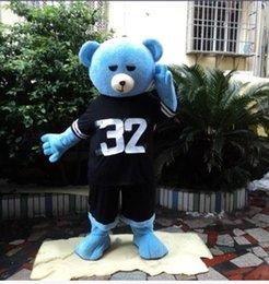$enCountryForm.capitalKeyWord Canada - Hot New Teddy Bear of TED Adult Size Halloween Cartoon Mascot Costume Fancy Dress
