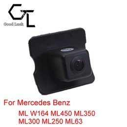 $enCountryForm.capitalKeyWord Canada - For Mercedes Benz M ML W164 ML450 ML350 ML300 ML250 ML63 Reserved hole Wireless Car Auto Reverse Backup CCD HD Rear View Camera