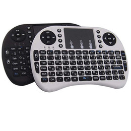 2018 usb keyboards for laptops Rii I8 Fly Air Mouse Mini Wireless Handheld Keyboard 2.4GHz Touchpad Remote Control For M8S MXQ MXIII TV BOX Mini PC OTH