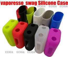 $enCountryForm.capitalKeyWord Australia - For vaporesso swag E cig Electronic cigarette Silicone Case Skin Cover Bag Pocket Pouch Accessories Box