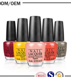 12pcs 109 couleurs en gros original authentique non-toxique couleur polonais durable vernis à ongles hebdomadaire laque / laque15ml / 0.5fl.oz