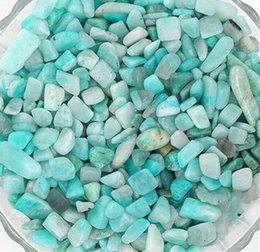 malachite stones wholesale NZ - 100g Natural Mix Color Agate Crystal Gravel Tumbled Stones Degaussing