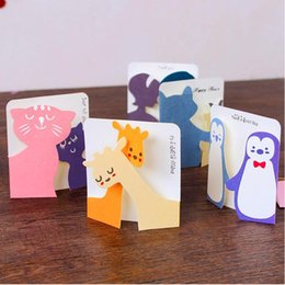 Greeting cards wholesalers canada best selling greeting cards greeting cards wholesalers canada small animals cartoon childrens day greeting card creative blessing message envelopes m4hsunfo