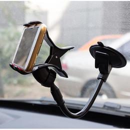 El soporte universal del soporte para coche del teléfono del soporte del parabrisas del coche de 360 grados coloca el tenedor del teléfono móvil para el iPhone 6 6 más 5 para Samsung Smartphon en venta