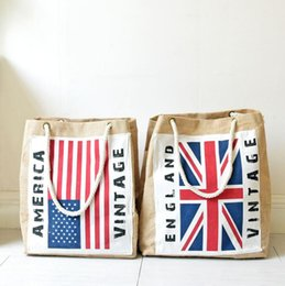 72fad818af American Flag Print Fringe Crossbody Messenger Bag Clutch England Flag messenger  Shoulder Bag Shopping Tote KKA2507