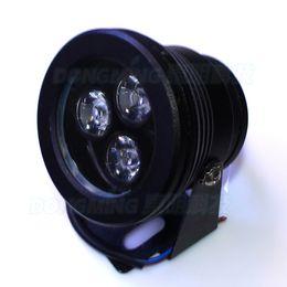 $enCountryForm.capitalKeyWord UK - Black cover underwater led lights white warm white rgb blue red green AC85-265V 3W underwater lamp flat lens underwater pool lights