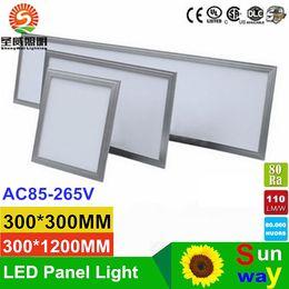 ultrathin led panel light 6001200mm 24w 36w 48w 54w 80w kitchen bathroom led ceiling panel lights ac 110240v