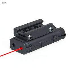$enCountryForm.capitalKeyWord Australia - PPT Tactical Red Laser Sight Black Color PEQ-10 Laser Flashlight For Hunting Rifle Free Shipping CL20-0045