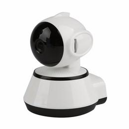 Беспроводная HD 720P мини P / T IP-камера Wifi беспроводной P2P безопасности камеры наблюдения ночного видения ИК монитор младенца обнаружения движения сигнализации