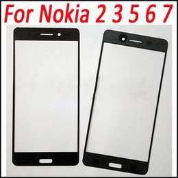 $enCountryForm.capitalKeyWord NZ - For Nokia 7 Front Glass Touch Screen Outer Panel Top Lens Cover Repair Replacement Part for Nokia 2 For Nokia3 5 6 7