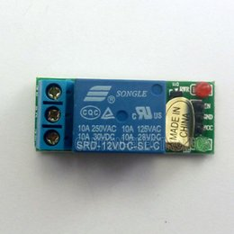 12v Delay Module Canada - 1 Channel DC 12V High level Relay Module for Touch Sensor Delay Switch