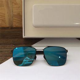 Light box design online shopping - New MYKITA Sunglasses FLAX Pilot Frame with Mirror Lens Ultra Light Frame Memory Alloy Sunglasses Cool Outdoor Design With Original Box