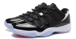 China Best 11 Infrared Bred Concord Gamma Legend Blue Space Jam Gym Red Navy Gum 11s Women Mens Basketball Shoes For Sale With Box supplier gum for sale suppliers