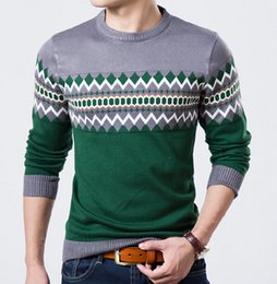 Mens Plaid Winter Sweater NZ | Buy New Mens Plaid Winter Sweater ...