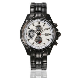 Watch steel japan movt online shopping - Hot Stylish Curren Stainless Steel Watch Date Japan Movt Steel Wristwatch new dive Watch Sport style military Mens watches