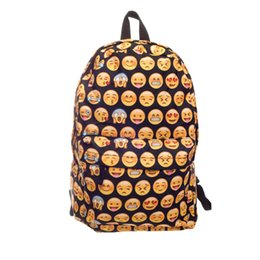 Lights & Lighting Coloranimal 3d Emoji Face Basket Ball Print Youth Boy Schoolbags Kids Mochila Infant Backpack For Children Student School Bags