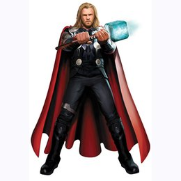 $enCountryForm.capitalKeyWord Canada - 2016 Halloween Black Adult men Thor Costume Outfit Halloween Superhero Cosplay Costume