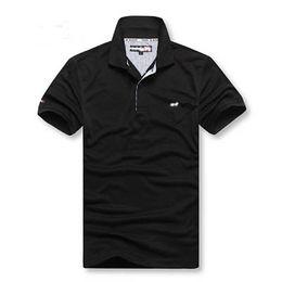 $enCountryForm.capitalKeyWord UK - 2019 hot's new brand Men's Polos Shirt Men Big small Horse crocodile Camisa Solid Short Sleeve Summer Casual Camisas Polo Mens good quality