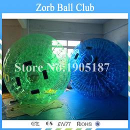 $enCountryForm.capitalKeyWord Australia - Free Shipping 2.5m Diameter Blue TPU Human Hamster Hall at Target   Inflatable Zorb Ball for Sale