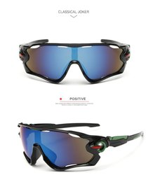 Boys Bike Bicycle cycle online shopping - New UV400 Cycling Eyewear Bike Bicycle Sports Glasses Hiking Men Motorcycle Sunglasses Drop Shipping Are Available